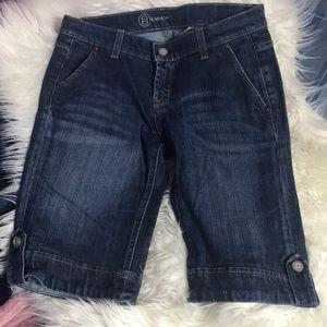 Bebe denim shorts size 28